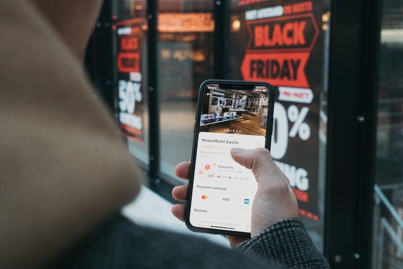 consejos para vender más en el Black Friday con tu ecommerce
